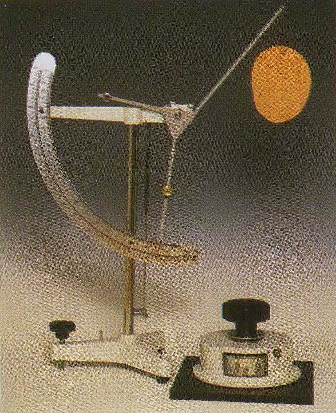 Измеритель плотности ткани